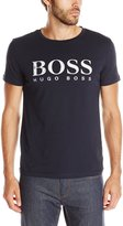 HUGO BOSS BOSS Orange Men's Tommi Printed Logo T-Shirt