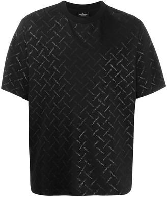 Marcelo Burlon County of Milan multi logo print T-shirt