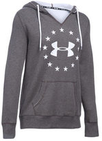 Under Armour Women's Freedom Favorite Fleece Logo Hoodie