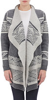Barneys New York WOMEN'S OPEN CARDIGAN