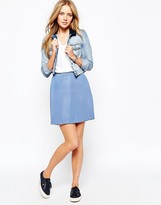Jack Wills Pleated Mini Skirt