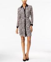MICHAEL Michael Kors Umbria Lace Shirtdress
