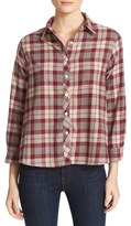 The Great Women's Check Flannel Shirt