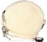 The Sak Sak Classic Mini Convertible Round Crossbody (Pearl) - Bags and Luggage