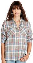 Denim & Supply Ralph Lauren Linen-Cotton Utility Shirt