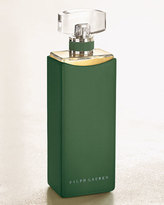 Ralph Lauren RL Collection - Olive Leather Case for 100 mL