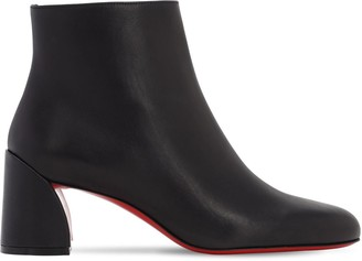 Christian Louboutin 55mm Turela Leather Boots