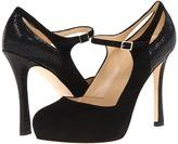 Kate Spade Niche (Black Suede) - Footwear
