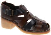 Swear Chiara 5 Burgundy Heeled Gladiator Sandals.