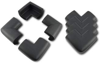 Equipment AKORD Baby Safety Corner Protectors for Desk Table, Black