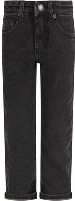 Molo Black Jeans For Boy
