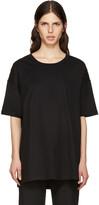 Y's Ys Black All Needles Big T-shirt