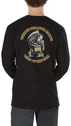 Vans Gate Crasher Long Sleeve T-Shirt
