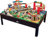 Kid Kraft Airport Express Train Set and Table