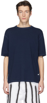 Our Legacy Navy 70s Flat T-Shirt