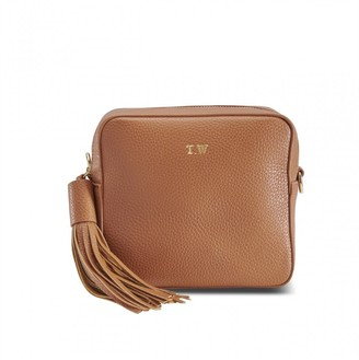 ThreeSixFive Vegan Leather Cross Body Bag