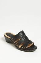 Softspots 'Hilary' Sandal Black 7 M