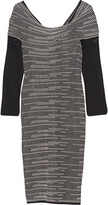 Roland Mouret Galtia bouclé-knit dress