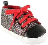 Luvable Friends Sparkly Sneaker (Infant)