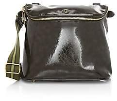 Eric Javits Women's Slick Patent Crossbody Bag