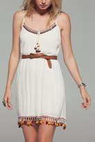 Band of Gypsies Tassel Shift Dress
