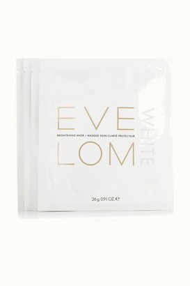 Eve Lom Brightening Mask, 4 X 26g - Colorless