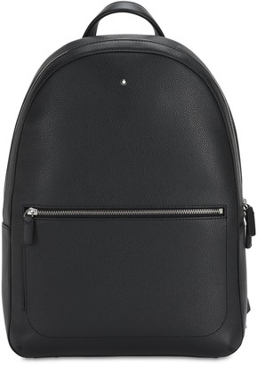 Montblanc Meisterstuck Slim Leather Backpack