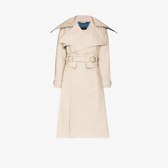 Charles Jeffrey Loverboy Orkney trench coat
