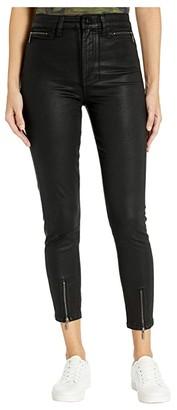 Joe's Jeans The Bella Ankle in Black (Black) Women's Casual Pants