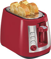 Hamilton Beach Ensemble Extra-Wide Slot 2-Slice Toaster