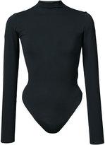 Yeezy basic bodysuit - women - Spandex/Elastane/Polyimide - M