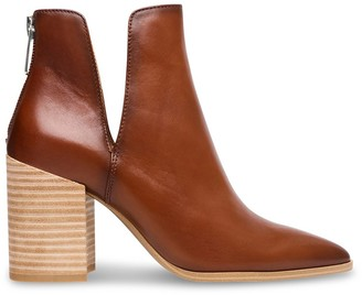 Steve Madden Darryn Cognac Leather