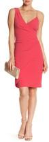 Nicole Miller Sleeveless Drape Dress