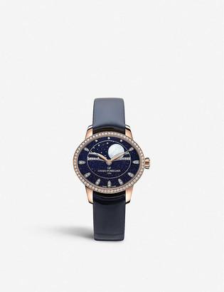 Girard Perregaux 80496D52A451-CK4A Cat's Eye Celestial rose gold, stainless steel and diamond watch