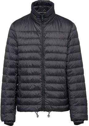 Prada high collar padded jacket