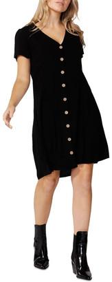 Sass Empress Button Thru Dress