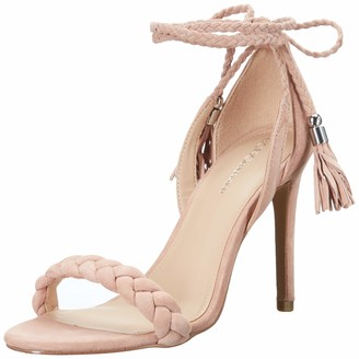 BCBGeneration Women's Jessica Lace Up Sandal Heeled
