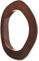 Ralph Lauren Inlay Wooden Bangle