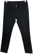 DL1961 Black Cotton - elasthane Jeans for Women