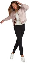 Spanx The Perfect Black Pant, Ankle 4-Pocket (Classic Black) Women's Casual Pants
