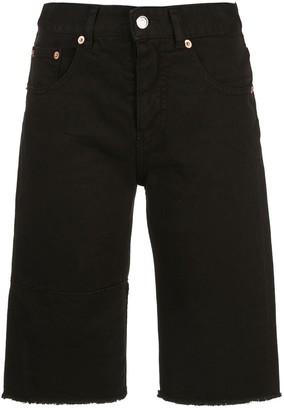 MM6 MAISON MARGIELA Cycling-Style Slim-Fit Shorts