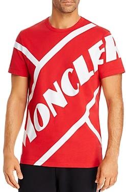 Moncler Graphic Logo Tee
