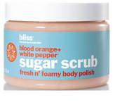 Bliss Blood Orange + White Pepper Sugar Scrub 330g