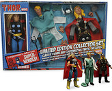 Disney Thor Limited Edition Retro Action Figure Collector Set - 8''
