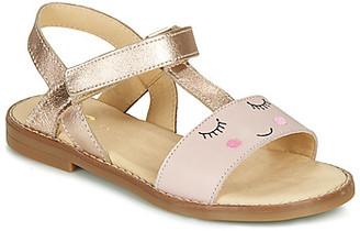 GBB NAZETTE girls's Sandals in Pink