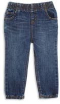 Burberry Baby's & Toddler Girl's Faded Elastic Waist Jeans