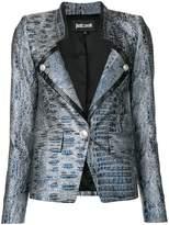 Just Cavalli smoking Crocco jacket