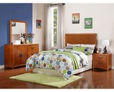 Powell Company Finley Bed in a Box Brown (Full)
