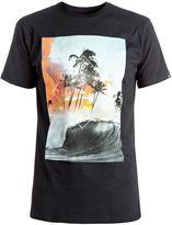 Quiksilver Classic Wave Thunder T-shirt