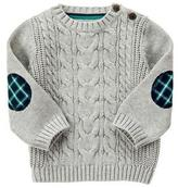 Gymboree Elbow Patch Sweater